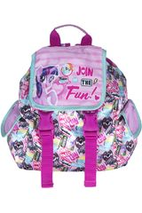 My Little Pony Rosado de Niña modelo mini mochila my little pony Mochilas