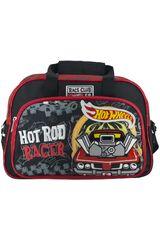 Hot Wheels Negro / rojo de Jovencito modelo maletín hot wheels Maletínes