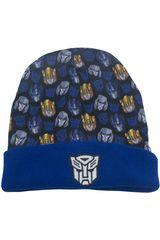 Gorro de Niño Transformers Azul gorro invierno transformers