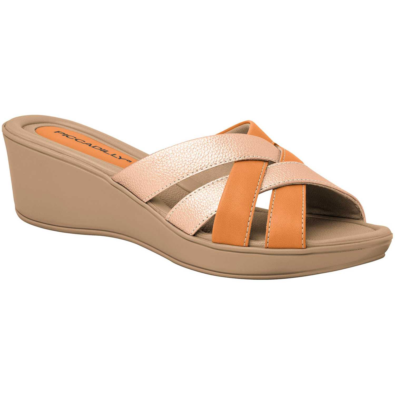 Sandalia Cuña de Mujer Piccadilly Camel sandalia  540244-26-2