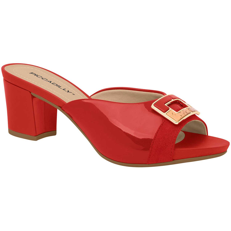 Sandalia de Mujer Piccadilly Rojo sandalia  562010-12-15