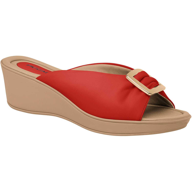Sandalia Cuña de Mujer Piccadilly Rojo sandalia  540241-12-2