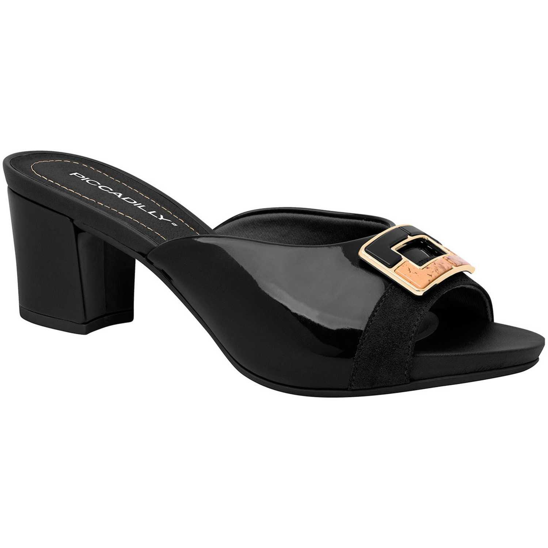 Sandalia de Mujer Piccadilly Negro sandalia  562010-9-15