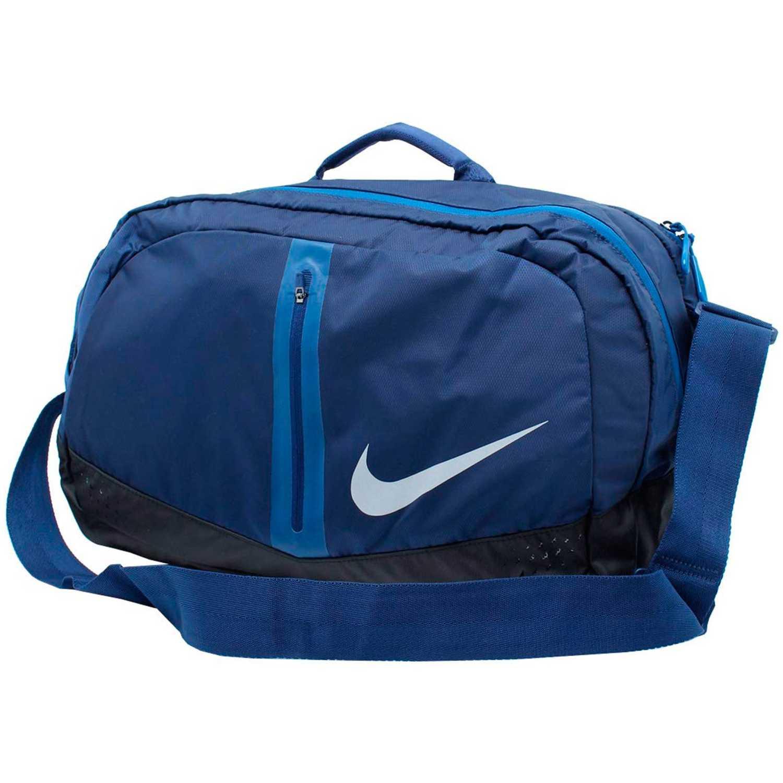 Maletin Deportivo de Hombre Nike Azul nike run duffel bag 34l