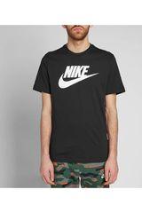 Polo de Hombre Nike Negro m nsw tee icon futura