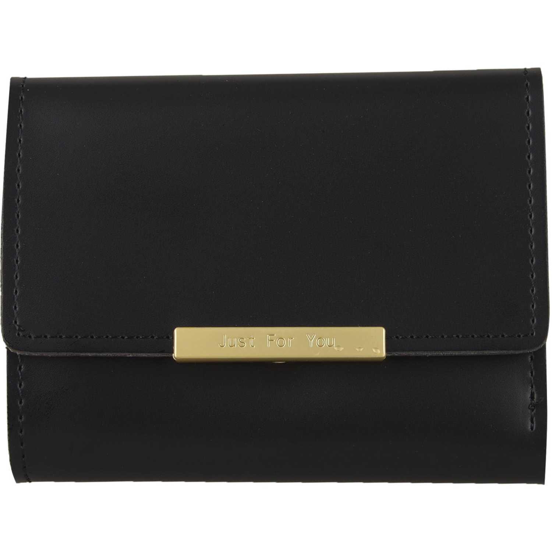 Billetera de Mujer Platanitos Negro 20241025