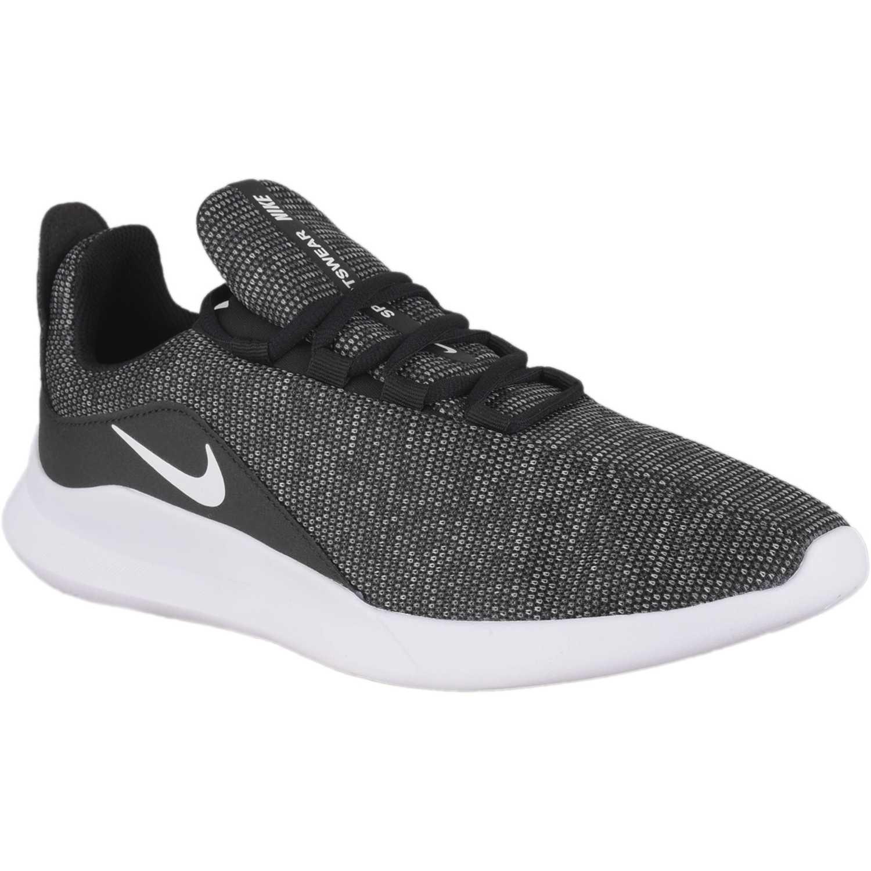 Zapatilla de Hombre Nike Negro / blanco nike viale premium