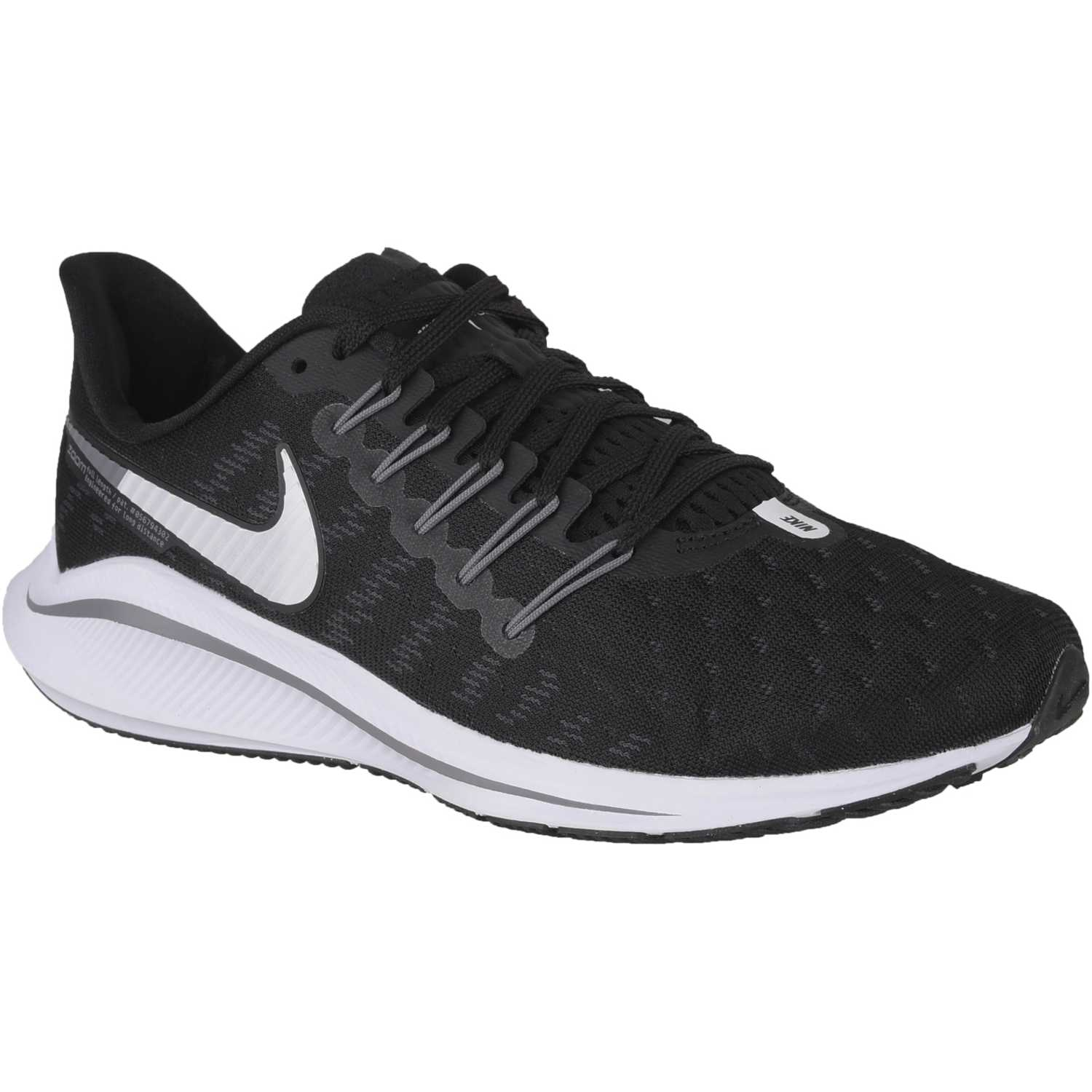 the best attitude 5f91a 364df Zapatilla de Mujer Nike Negro   blanco wmns nike air zoom vomero 14