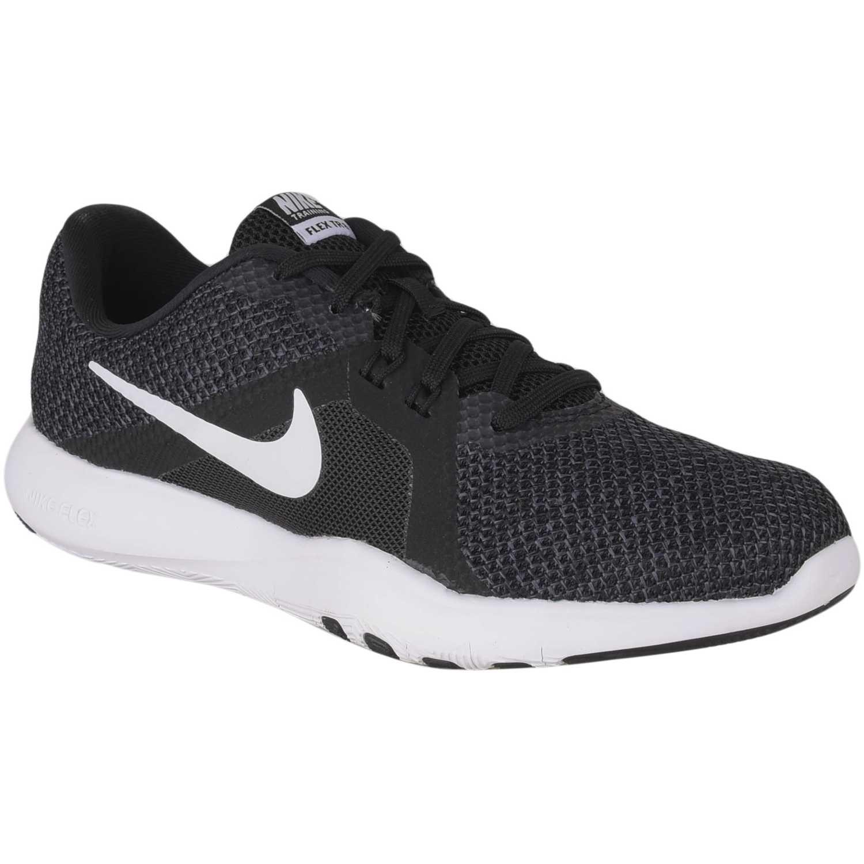 Zapatilla de Mujer Nike Negro / blanco w nike flex trainer 8