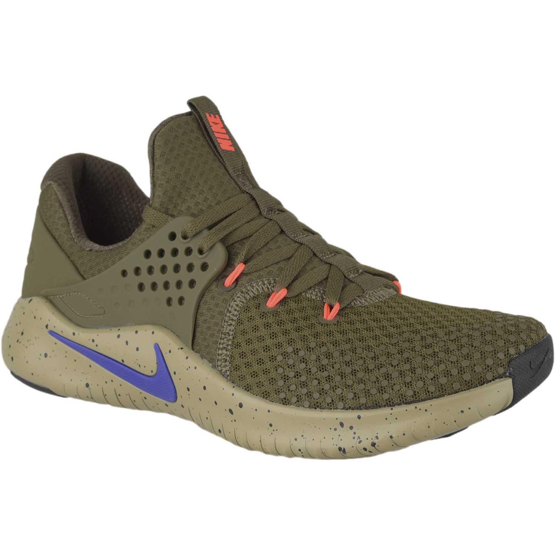 Zapatilla de Hombre Nike Verde nike free tr v8