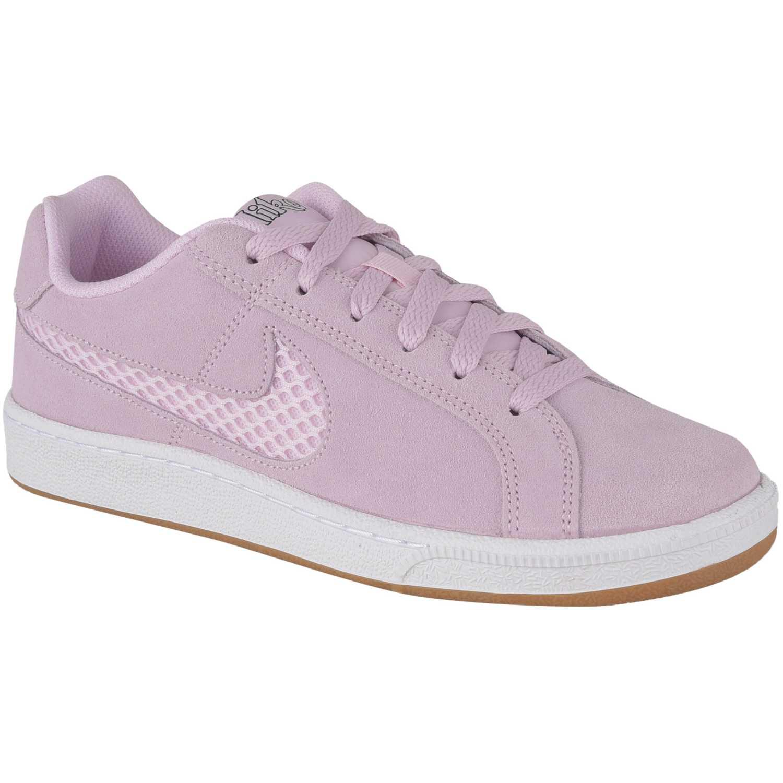 Zapatilla de Mujer Nike Rosado / blanco wmns nike court royale prem