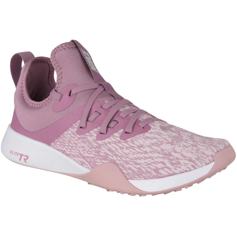 Zapatilla de Mujer Nike Rosado / blanco w nike foundation elite tr