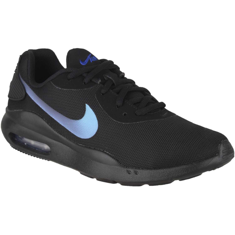 Zapatilla de Mujer Nike Negro / celeste wmns nike air max raito