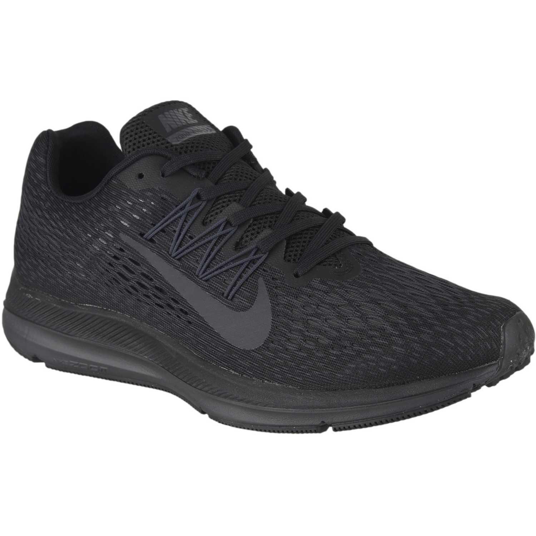 Zapatilla de Hombre Nike Negro nike zoom winflo 5