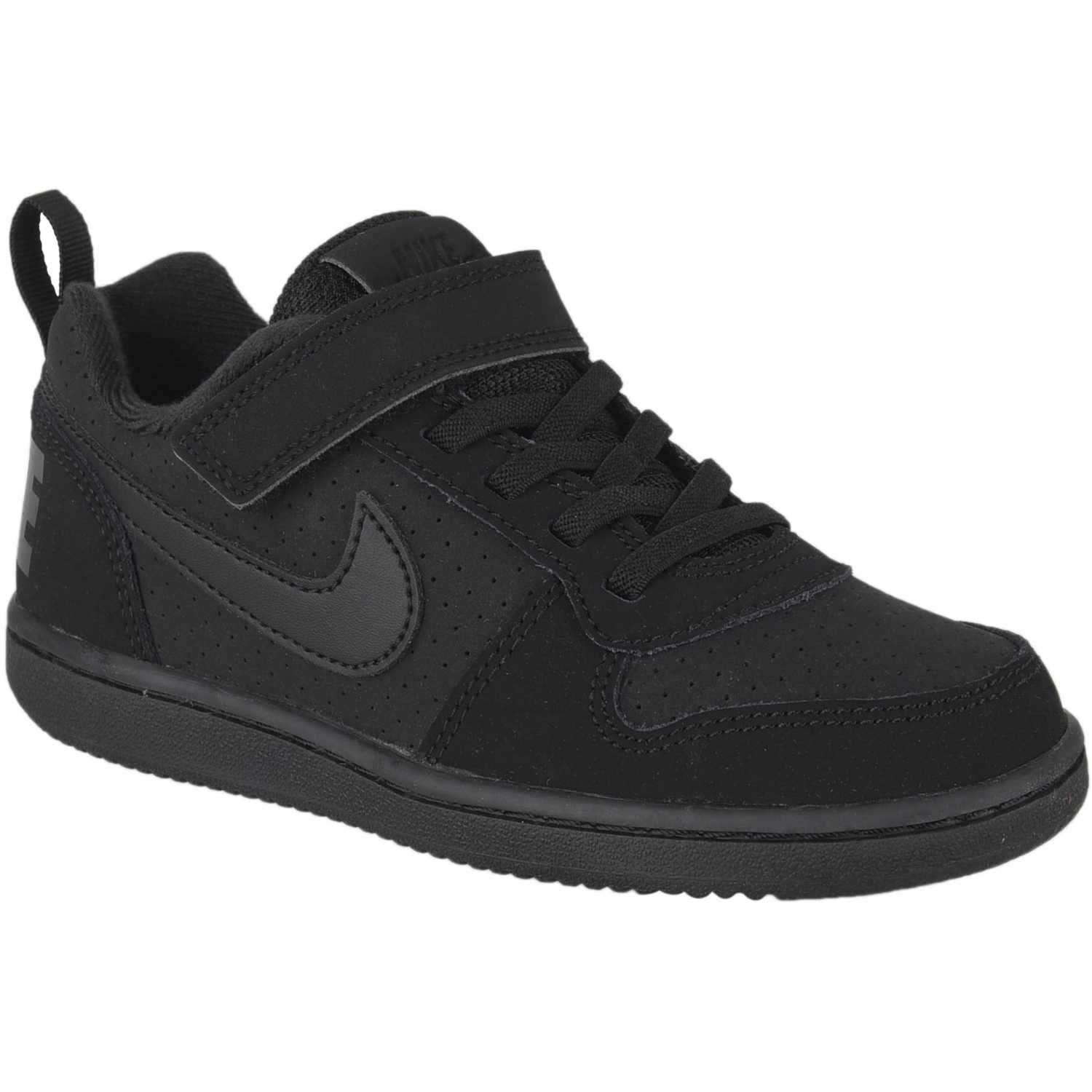 Zapatilla de Niño Nike Negro / negro nike court borough low bpv