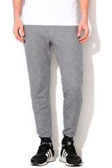 Pantalón de Hombre Under Armourunstoppable 2x knit jogger-gry Gris / negro