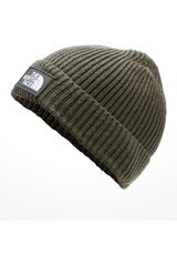 The North Face Olivo de Hombre modelo tnf logo box cuffed beanie Beanie Chullos