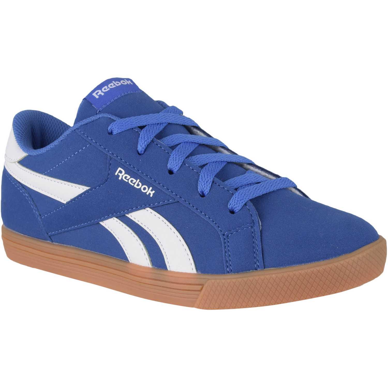 Zapatilla de Jovencito Reebok Azul / blanco reebok royal comp 2l