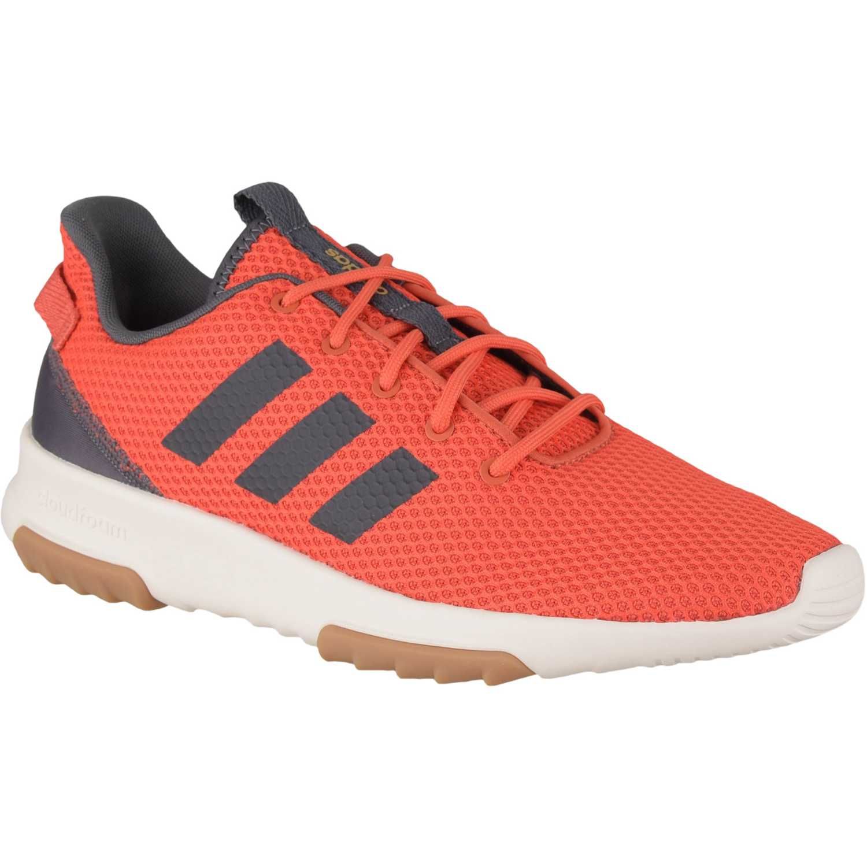 Zapatilla de Hombre Adidas Rojo cf racer tr