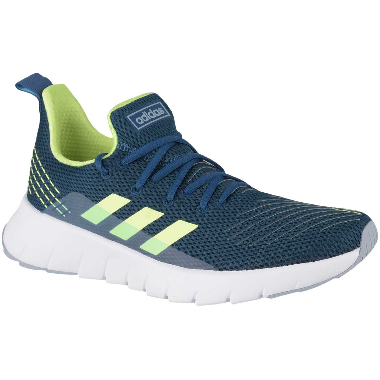 Zapatilla de Hombre Adidas Azul asweego