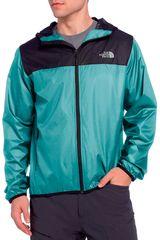 The North Face Verde / negro de Hombre modelo m cyclone 2.0 hoodie Deportivo Casacas