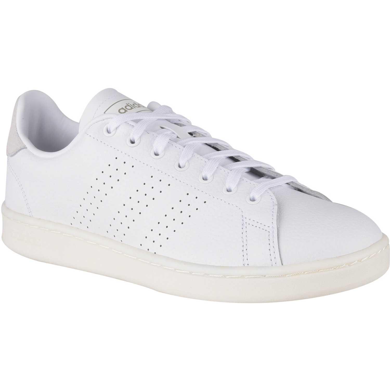 Zapatilla de Hombre Adidas Blanco advantage