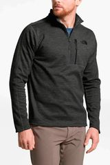 Casaca de Hombre The North Face Plomo m canyonlands 1/2 zip