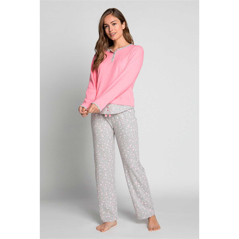 Pijama de Mujer Kayser Coral 60.1179