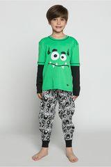 Kayser Verde de Niño modelo 64.108 Ropa Interior Y Pijamas Lencería Pijamas