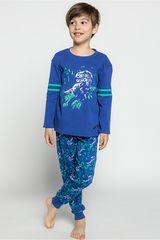 Pijama de Jovencito Kayser 64.1081 Azul