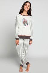 Kayser Gris de Niña modelo 65.1198 Pijamas Ropa Interior Y Pijamas Lencería