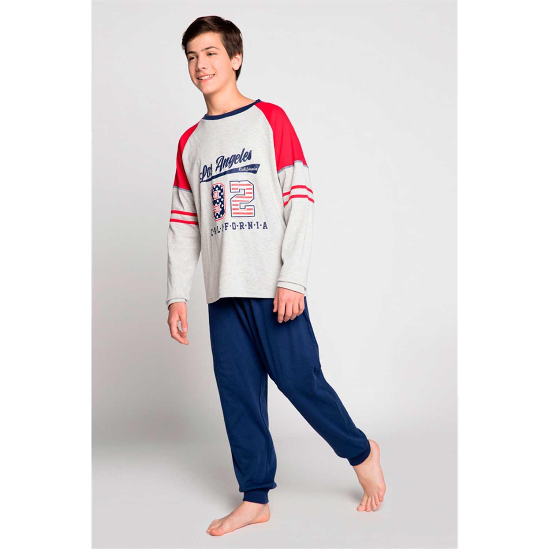 Pijama de Jovencito Kayser Rojo 66.1077