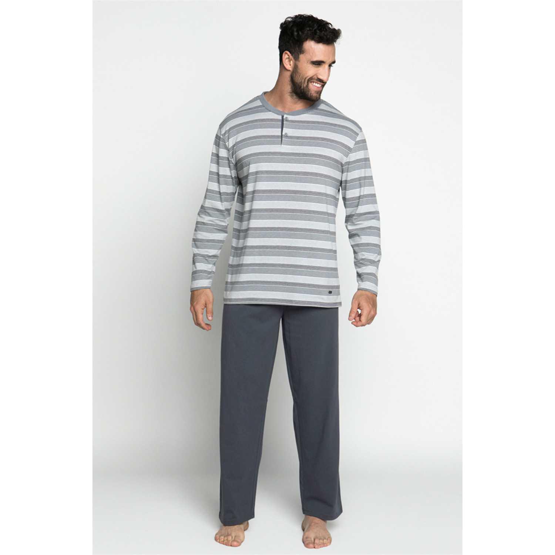 Pijama de Hombre Kayser Gris 67.106