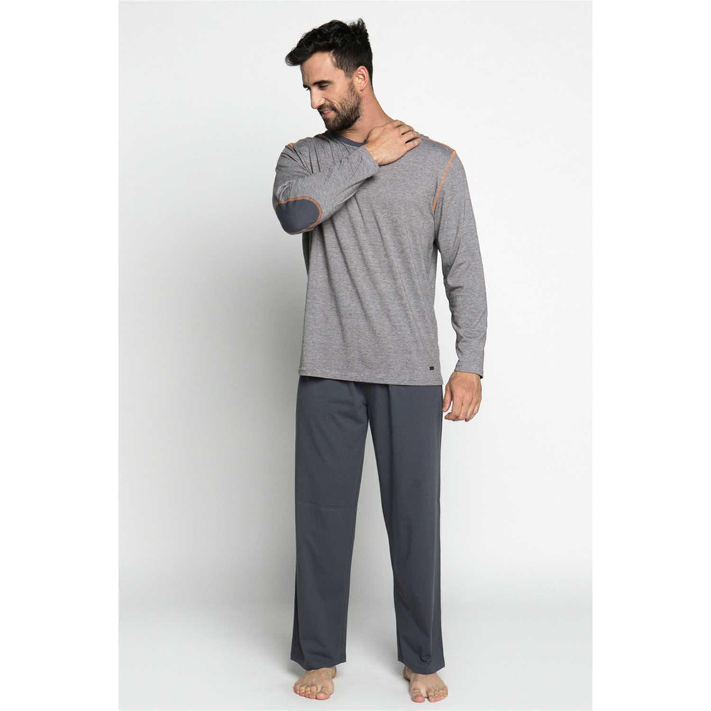 Pijama de Hombre Kayser Grafito 67.1062