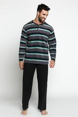 Kayser Negro de Hombre modelo 67.1073 Lencería Pijamas Ropa Interior Y Pijamas