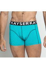 Boxer de Hombre Kayser Turquesa 93.151