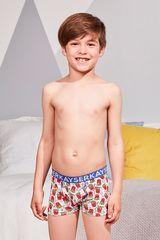 Kayser Rojo de Niño modelo 97.5 Lencería Boxers Ropa Interior Y Pijamas