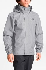 The North Face Gris de Hombre modelo m resolve 2 jacket Casacas Deportivo