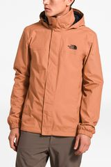 The North Face Naranja de Hombre modelo m resolve 2 jacket Casacas Deportivo