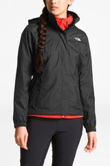The North Face Negro de Mujer modelo w resolve 2 jacket Casual Casacas