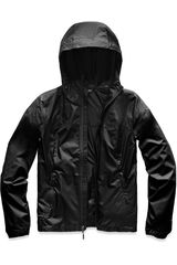 The North Face Negro de Mujer modelo w cyclone jacket Deportivo Casacas