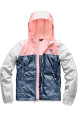 The North Face Acero / rosado de Mujer modelo w cyclone jacket Deportivo Casacas