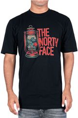 The North Face Negro de Hombre modelo m s/s essentials tee Polos Deportivo