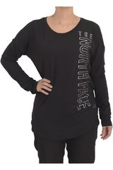 Polera de Mujer The North Face Negro w tnf graphic l/s