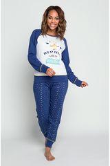 Kayser Azul de Mujer modelo 60.1207 Ropa Interior Y Pijamas Pijamas Lencería