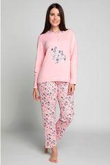 Pijama de Mujer Kayser Rosado 60.1178-ros