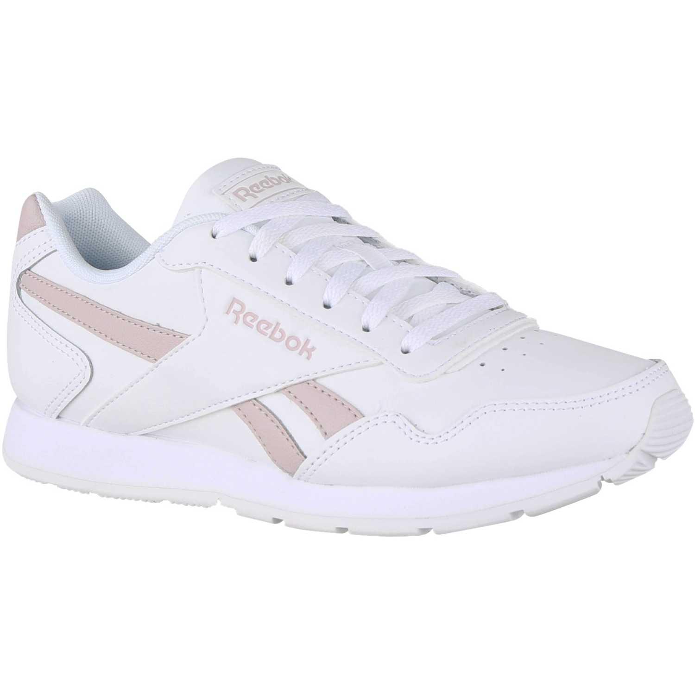Zapatilla de Mujer Reebok Blanco / rosado reebok royal glide