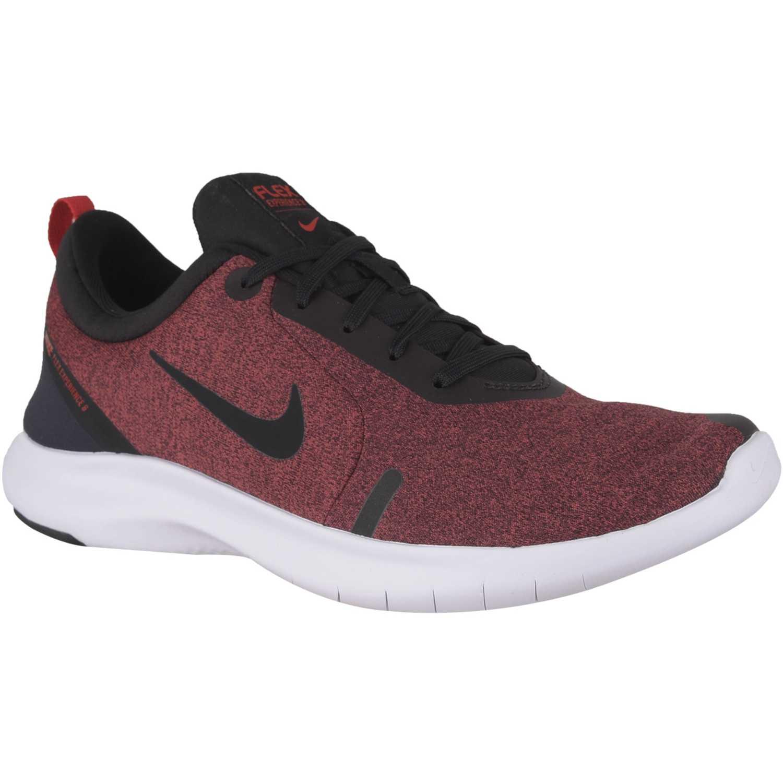Zapatilla de Hombre Nike Rojo / negro nike flex experience rn 8