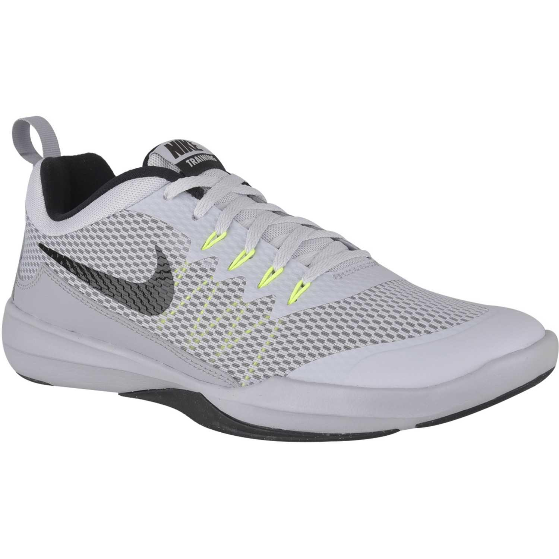 Zapatilla de Hombre Nike Blanco / negro nike legend trainer