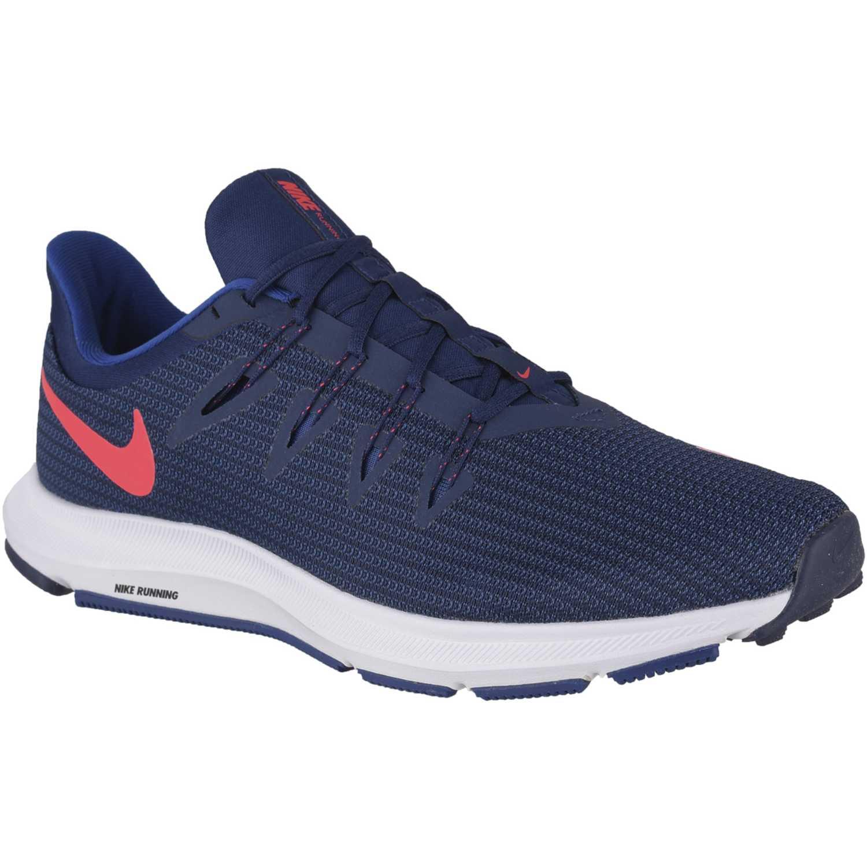 Zapatilla de Hombre Nike Azul / blanco nike quest